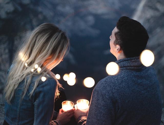romantická chvilka